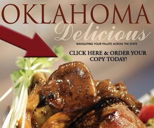 Oklahoma Delicious Advertisement