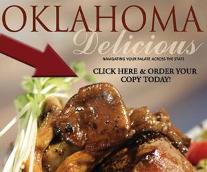 Oklahoma Delicious Advertisement